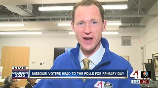 Missouri voters head to the poll for primaries