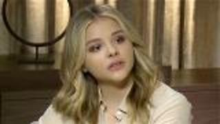 Chloë Grace Moretz Gets Honest About Staying Real in Hollywood - Video