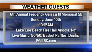 Weather Guests 06/04 - 5:30pm - Video