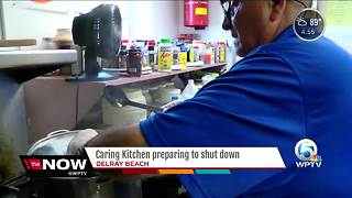 The Caring Kitchen to be evicted - Video