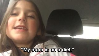 20 kids who love embarrassing their parents video - Parents Telling Kids They Ate Their Halloween Candy