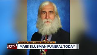 Community honors Mark Klusman, Elder High School teacher killed in hit-skip - Video