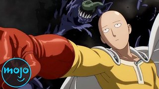 Top 10 Undefeated Anime Heroes - Video