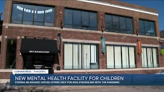 Former Milwaukee youth and family center transforms into mental health hub for children, teens