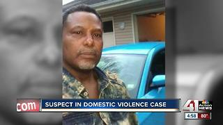 Kansas City police search for man accused of beating 74-year-old woman - Video