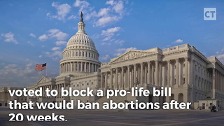 Democrats HIgh-Five Over Stopping Pro-Life Bill
