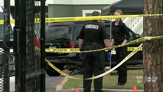 Man shot, killed by deputies at Tampa apartment complex