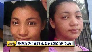 Body of missing 13-year-old girl found in nature preserve, medical examiner rules homicide - Video
