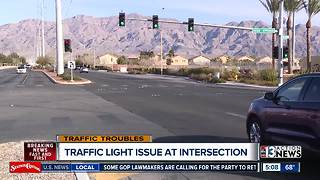 Traffic light issue - Video