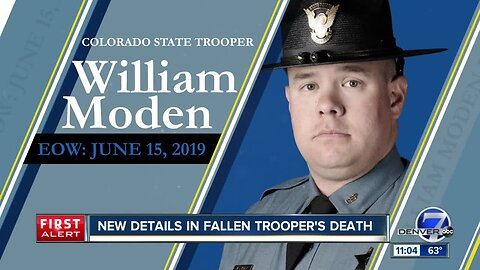 New details released about crash that killed CSP trooper; memorial service set for Friday