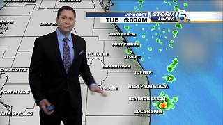 South Florida Tuesday morning forecast (11/7/17) - Video