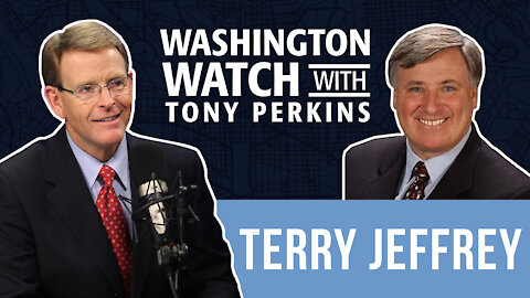 Terry Jeffrey Worries that Biden's Anti-Freedom Agenda Will Only Pour More Gas on the Fire