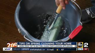 Overlooked items that should be added to you spring cleaning checklist