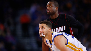 Dwyane Wade Reveals the ONLY Way to Stop Steph Curry - Video