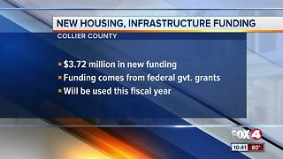 Collier County gets approved for new housing fund - Video