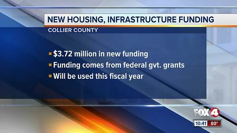 Collier County gets approved for new housing fund