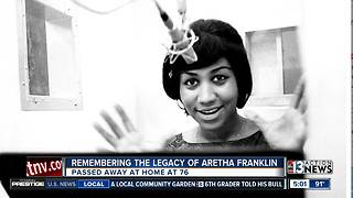 Remembering Aretha Franklin's legacy