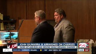 John Giumarra III appears in court for first time for deadly hit-and-run - Video