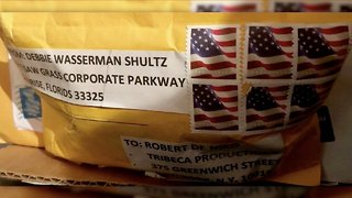The Number Of Suspicious Packages Keeps Growing - Video