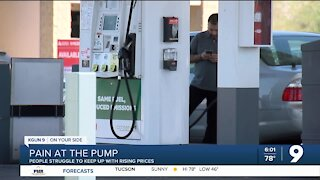 Soaring gas prices