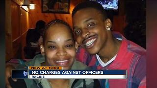 Family: No charges filed against Racine Police officers who shot and killed Donte Shannon - Video