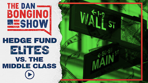 Hedge Fund Elites vs. The Middle Class | Why Progressives Aren't Actually Liberal