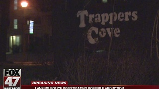 Police investigate possible abduction from Trappers Cove apartment - Video