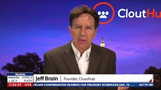 Jeff Brain / Founder, Cloudhub - YOUTUBE SUSPENDS PRESIDENT TRUMP'S ACCOUNT