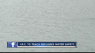 Boise International Rescue Committee working to stop refugee drownings - Video