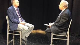 Gov. Kasich turns the tables on Leon Bibb in final interview - Video