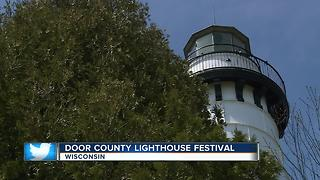 Door County Lighthouse Festival begins - Video