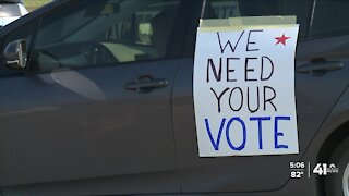 Group helps Kansans register to vote