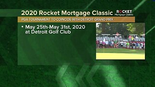 Rocket Mortgage Classic moves to May in 2020