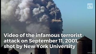 Little-Seen Video Shows 9/11 in New Light - Video