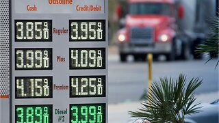 Oil prices fall with equity markets