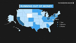 Some states may run out оf unemployment money within weeks