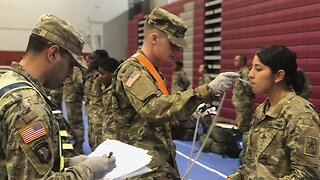 Military Not Accepting Recruits Diagnosed With COVID-19