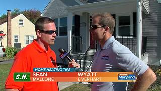 Top Home Heating Tips for Fall into Winter! - Video
