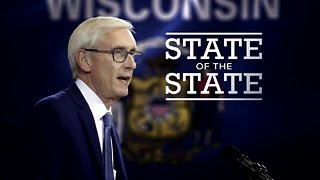 Gov. Tony Evers delivers his first State of the State address
