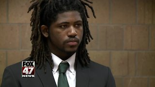 Hearing scheduled for former MSU football player