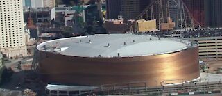 Vegas Golden Knights submit plan for fans