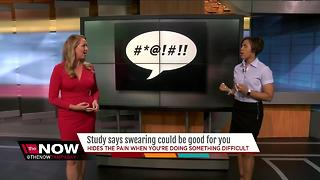 Study says swearing could be good for you