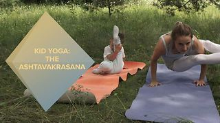Adapting the impossible: Ashtavakrasana - Video