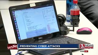 Hack-A-Thon teams test cybersecurity methods - Video