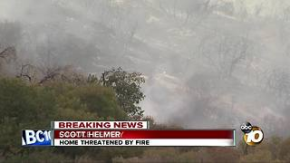 Holy Fire explodes to 19,107 acres, 10% contained - Video