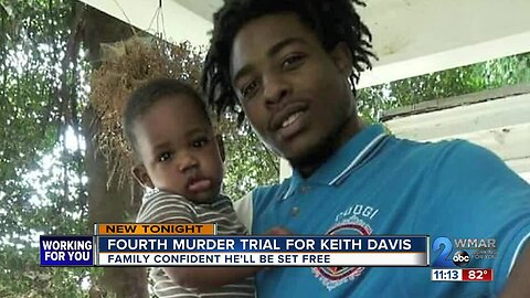 Fourth murder trial for Keith Davis since 2015 arrest