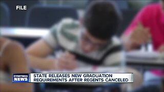 New graduation requirements announced after regents exams cancelled