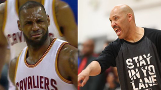 LaVar Ball Asks LeBron James to Join the Lakers - Video