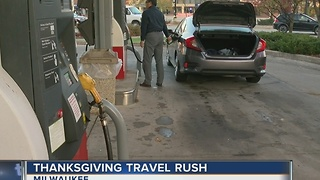 Thanksgiving travel expected to be highest in years - Video