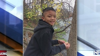 Missing 11-year-old boy found